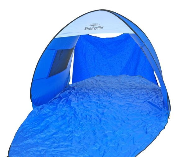 Instant Pop-Up Family 2 Person Tent with Carry Bag
