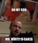 The Devil and Santa both?