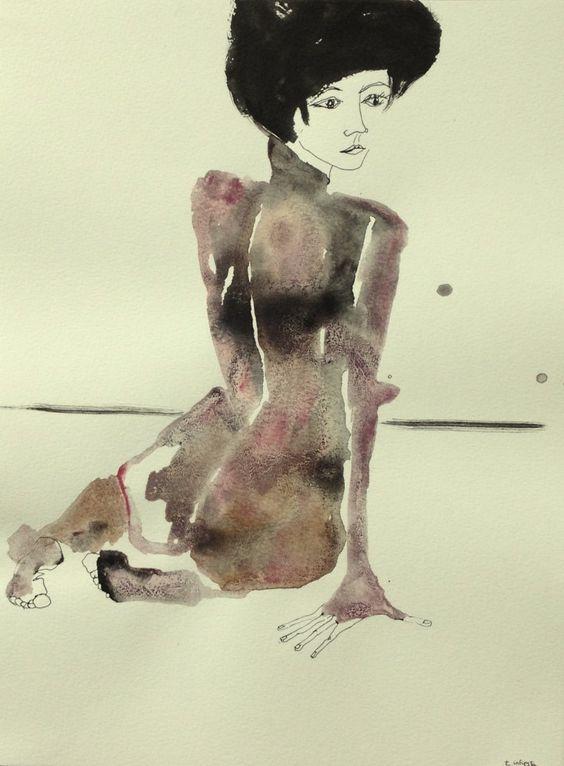 Drawing Box | Sin Título - Teresa Infiesta