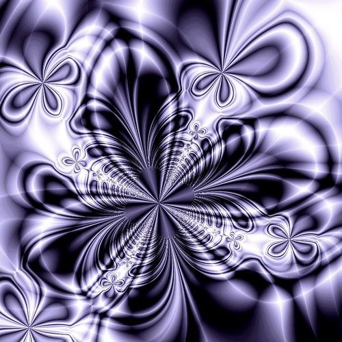 Fractal Background #fractal#gesinn#flower