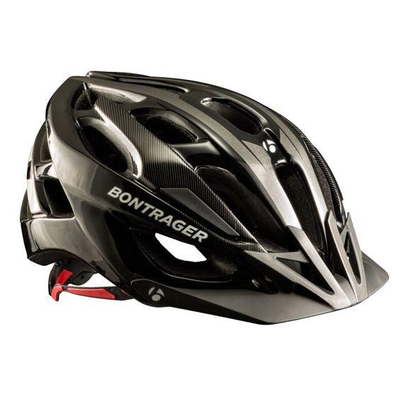 Bontrager Quantum Helmet/ Black | DROP IN | The Core Shop