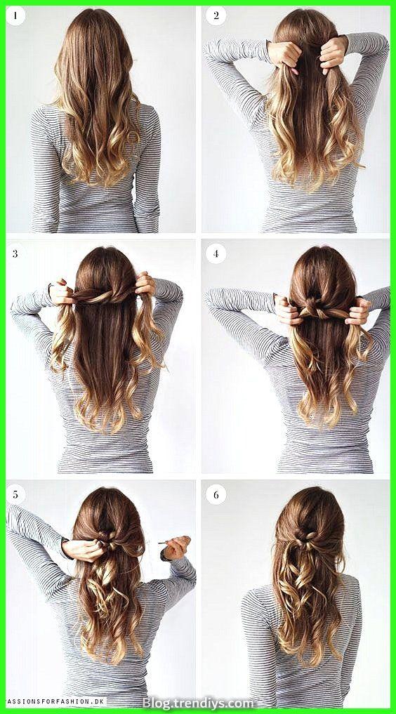 Zauberhafte Tolle Frisuren Mit Schritttempo Fur Schritttempo Anleitungen Hair Styles Easy Hairdos Simple Prom Hair