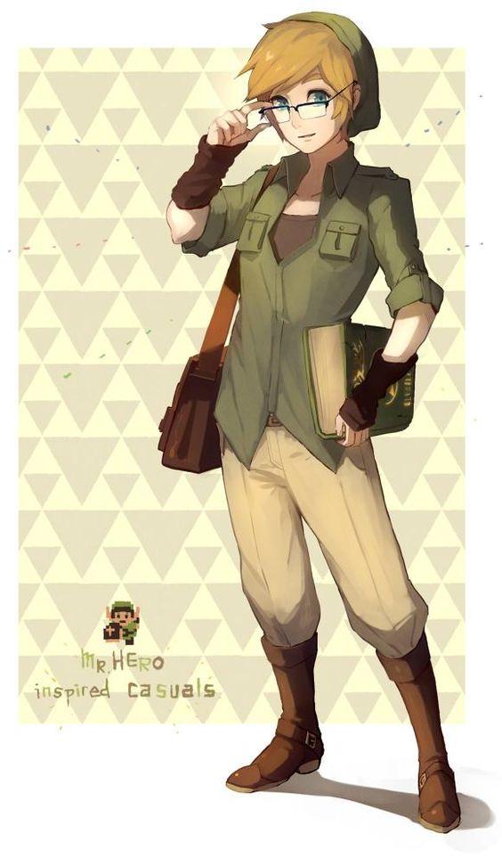 Link zelda and the legend of zelda on pinterest
