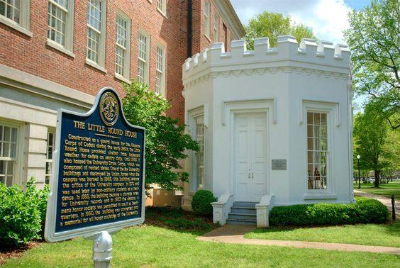 House The University Of Alabama Pinterest Round House House And