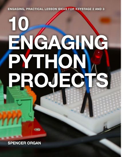 10 engaging python projects with booklet and stuff link