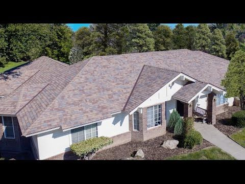 How Roofing Shingle Granules Keep Your Roof And Home Cool Best Solar Panels Solar Shingles Modern Roofing