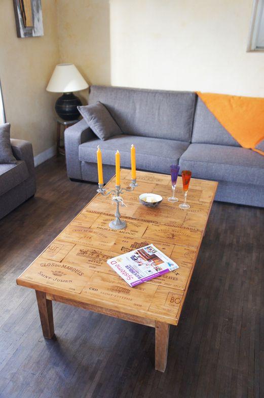 Idées de relooking - transformation de meubles - Avant Après - location meuble bordeaux le bon coin