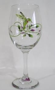 Tammy J Clark Designs South Hadley, MA----- I have some of her glassware- love it!