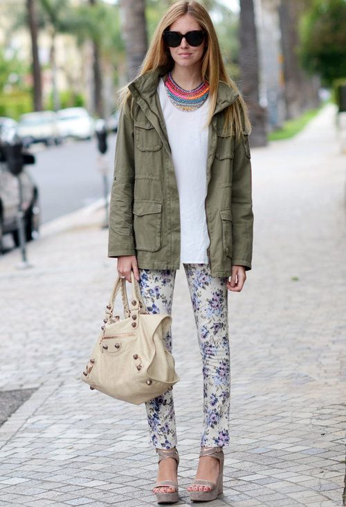 Welcome to Los Angeles!  , H in Jackets, Chiara Ferragni in Heels / Wedges, Balenciaga in Bags