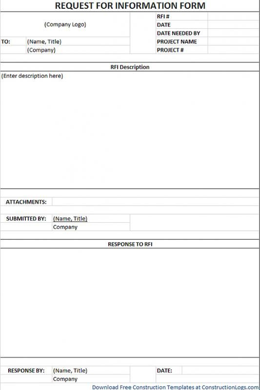 Change Order Forms