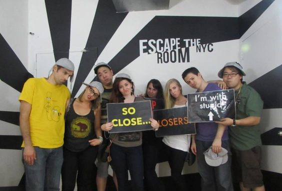 escape the room nyc - Google Search
