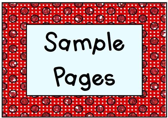 Want to see what's inside our KinderLit books?  Check out a sample page of each book here!  (background paper by Glitter Meets Glue; font by Kimberly Geswein Fonts)