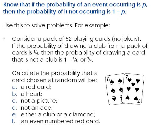 Calculating Probabilities Of Picking Certain Cards From A