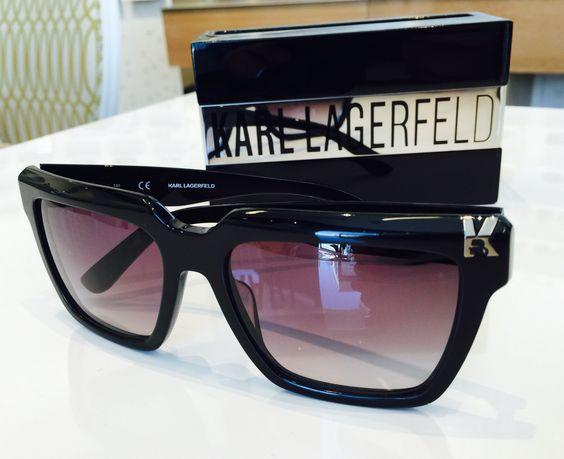 Karl Lagerfeld sunglasses