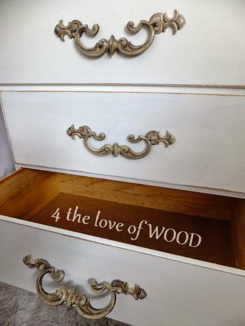 4 the love of wood: HOW TO FRANKENSTEIN YOUR FURNITURE
