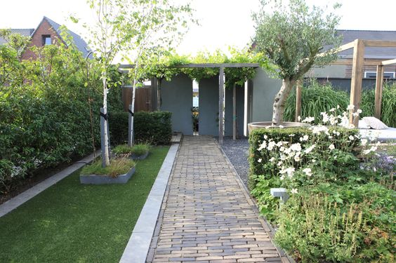 Tuin om and layout on pinterest - Lay outs deco tuin ...