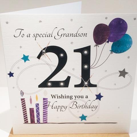 21st Birthday Card Grandson 21st Birthday Cards Happy 21st Birthday Cards Happy 21st Birthday