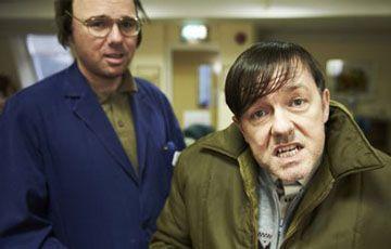 Ricky Gervais Defends New Sitcom Derek!