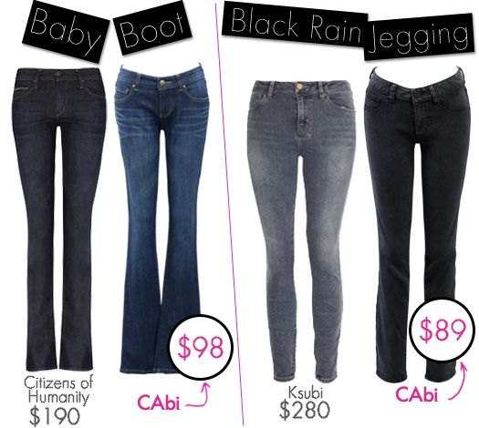 CAbi denim guide...