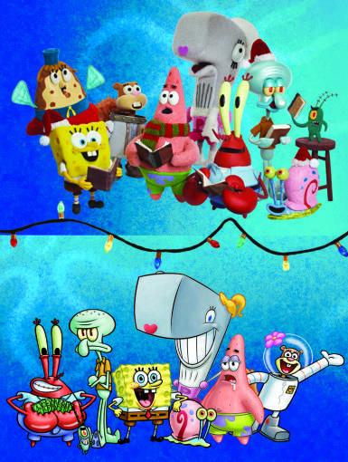 Sponge Bob! I love it so much! xx