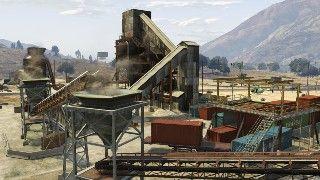 Industrial Plant | IndustrialPlant-GTAO