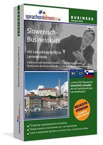 Business-Slowenisch Sprachkurs - Sprachelernen24 Drei komplette Slowenisch-Business-Sprachkurse mit den Schwerpunkten berufliches Grundwissen, Bewerben & Arbeiten im slowenischsprachigen Geschäftsleben  Sprachelernen24