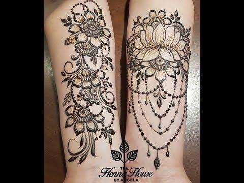 لا تشوفي المقطع الا اذا كنتي تبحثين عن نقوش حناء جميلة فعلا تذكري عم Simple Mehndi Designs Mehndi Designs Henna Tattoo