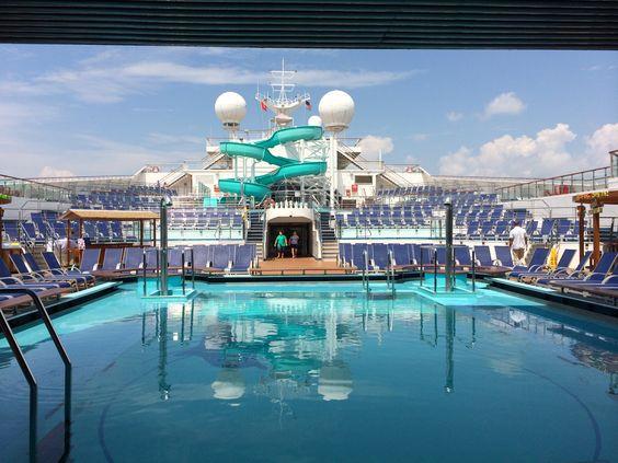 Carnival Triumph 5 Day Cruise To Progreso And Cozumel Mexico  Cruising  P