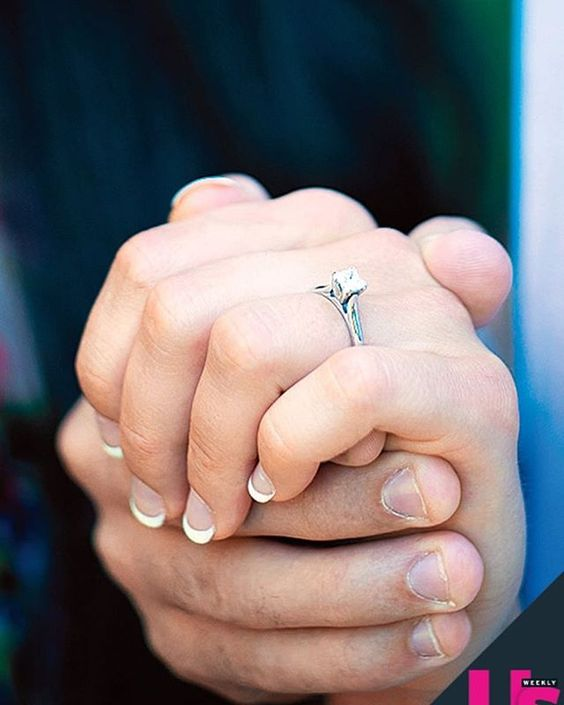The engagement ring😍💕 Jinger Duggar. 19 Kids and counting