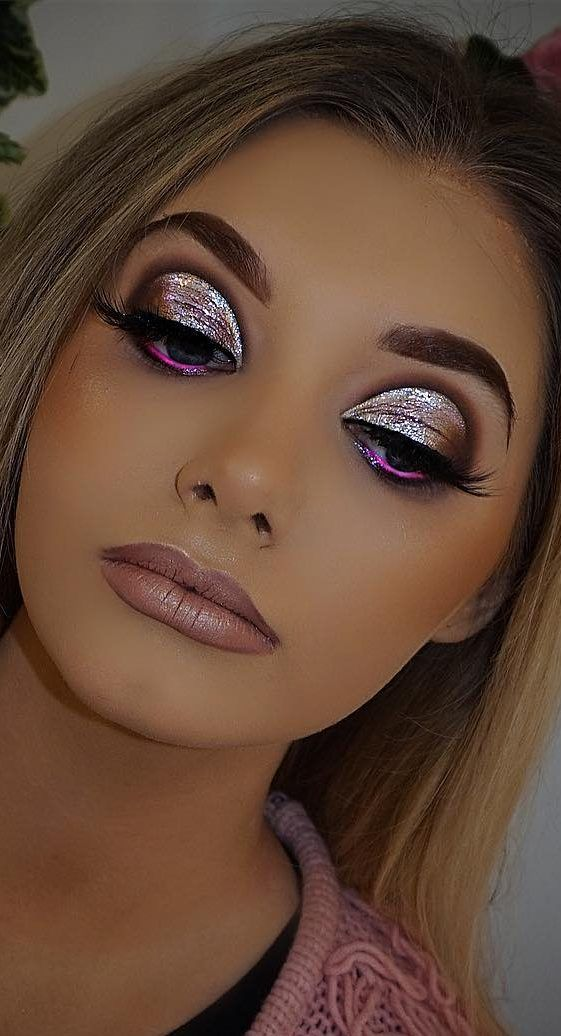 45 Best And Cool Summer Makeup Looks And Eyeshadow Tips Page 14 Of 45 Womensays Com Women Blog Makeup Looks Summer Makeup Summer Makeup Looks