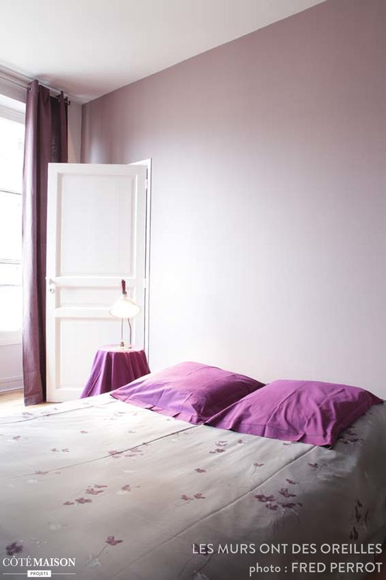 Stunning Chambre A Coucher Rose Fushia Pictures - ansomone.us ...