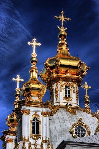 Peterhof, Sant Petersburg, Rússia