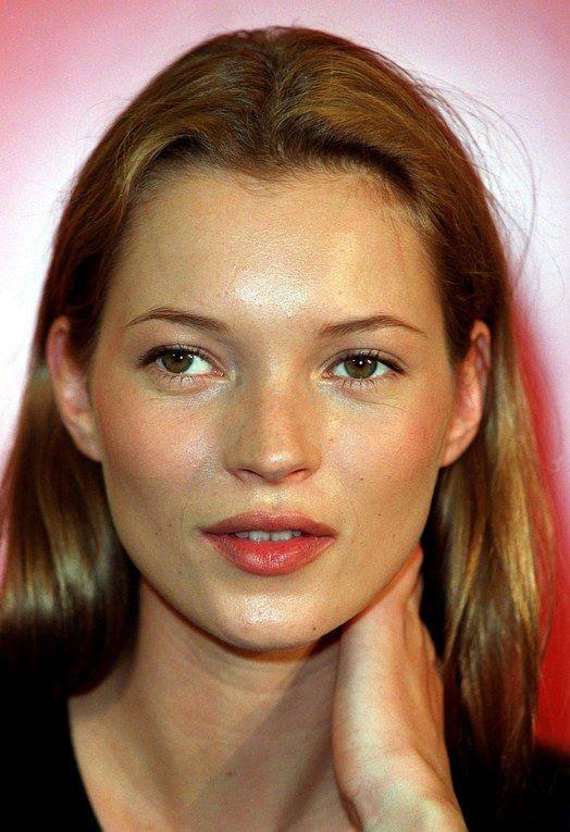 Kate Moss, la chica rebelde de la pasarela