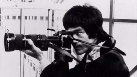 Bruce Lee and The Tao of Photography, via The Invisible Photographer Asia.