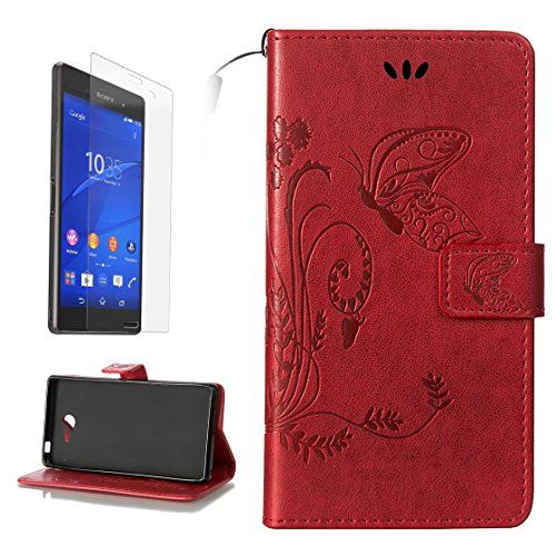 Yrisen 2in 1 Sony Xperia M2 Tasche Hülle Wallet Case Schu... https://www.amazon.de/dp/B01IHJKOU6/ref=cm_sw_r_pi_dp_x_8sp7xbNXNYF76