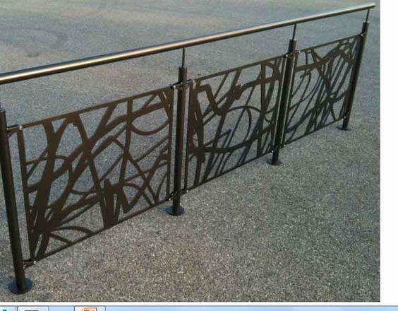 garde corps  escalier design 14  gardecorps extérieur, gardecorps