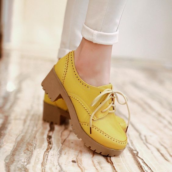 46 Comfortable Shoes That Will Make You Look Cool shoes womenshoes footwear shoestrends