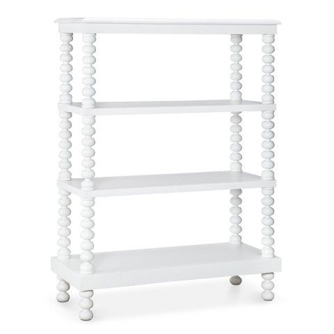 $127 at Target Jenny Lind 3 Shelf Bookcase in gray