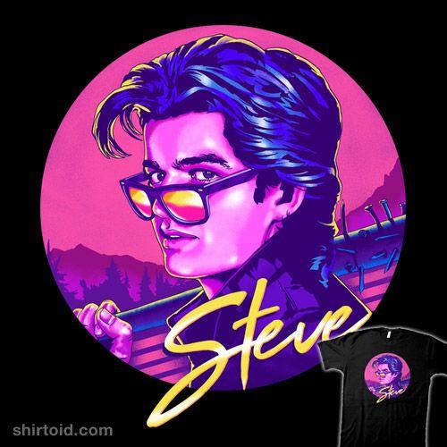 King Steve Steve Harrington Stranger Things Stranger Things Art Stranger Things Steve