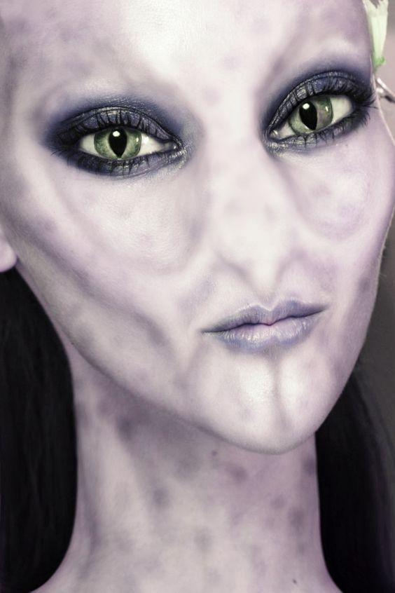 Alien Woman by Eva Tornado
