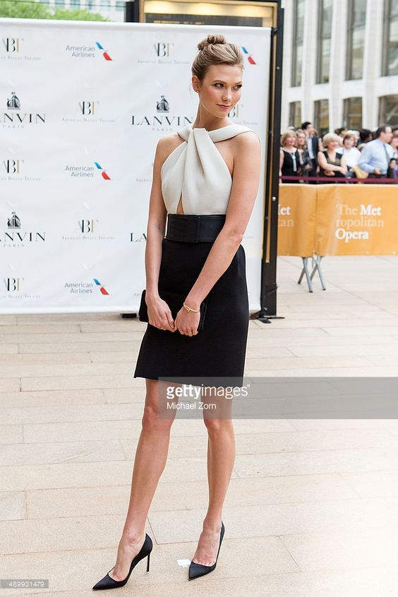 Karlie Kloss attends the American Ballet Theatre 2014 Opening Night Spring Gala at The Metropolitan Opera House on May 12, 2014 in New York City.