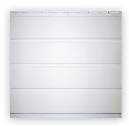 Abtco 16 X 12 White Solid Vinyl Soffit In 2020 Vinyl Soffit Roof Soffits Home Decor