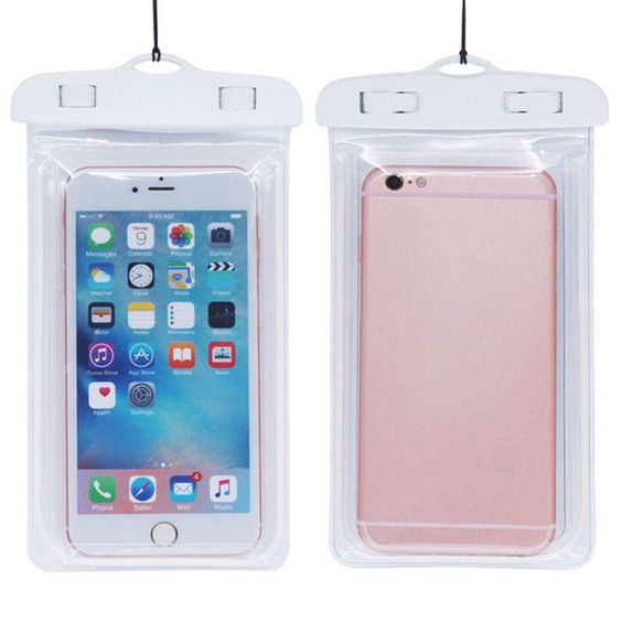 PVC Waterproof Diving Bag For Mobile Phones Underwater Pouch Case For iphone 5s 6 6s 6plus For Samsung Galaxy S4 S5 S6 G530F