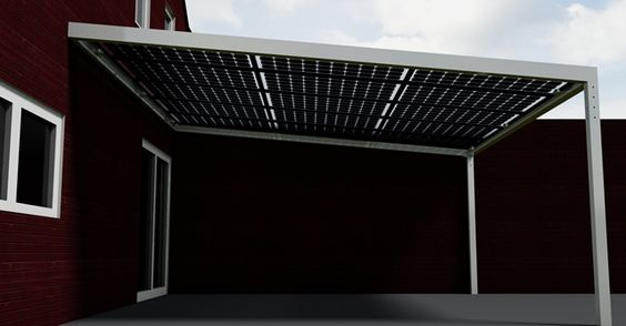 veranda solar zonnepanelen