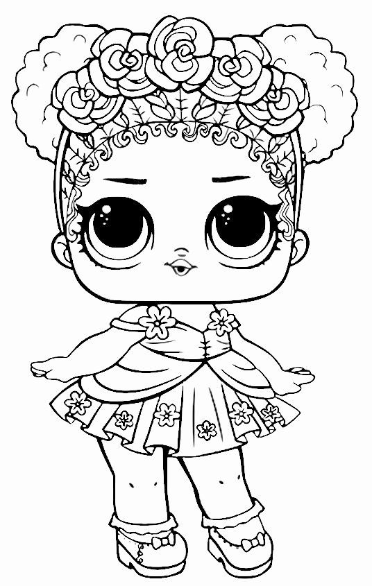 Lol Dolls Printable Coloring Pages Lovely Lol Dolls Coloring Pages Best Coloring Pages For In 2020 Unicorn Coloring Pages Cute Coloring Pages Coloring Pages For Girls