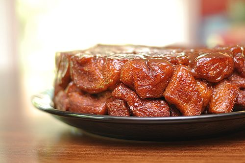 Monkey Bread. I adore monkey bread