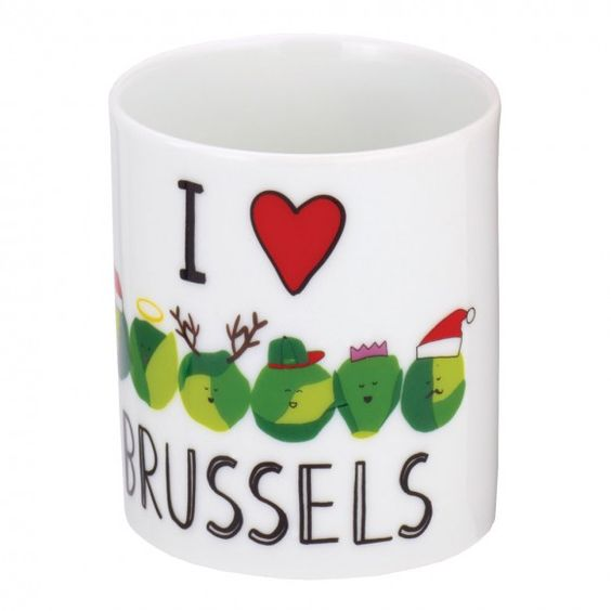 I heart sprouts mug in a box