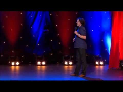 Micky Flanagan - how to shop like a man