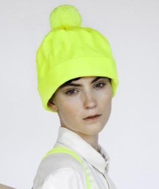 FLURO WINTER CAP