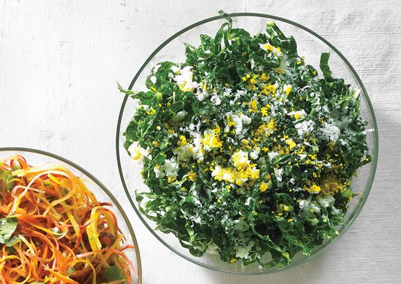 10 Quick and Easy Ways to Cook with Kale...including tuscan caesar kale slaw yum